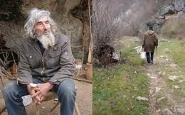 Người đàn ông Serbia sống ''ẩn dật'' trên núi không biết gì về đại dịch