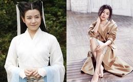 """Tiểu Long Nữ xấu nhất màn ảnh: Kết hôn với """"Dương Quá"""" kém 4 tuổi, cuộc sống hiện tại ra sao?"""