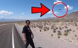SỐC: Khoa Pug một mình đến nơi tuyệt mật nhất thế giới quay vlog, netizen xôn xao khi phát hiện có UFO xuất hiện trong video?