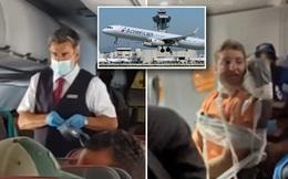 Hãng hàng không Mỹ ''năn nỉ'' tiếp viên đừng trói khách vào ghế bằng băng dính nữa, cả ngành mang tiếng lắm rồi