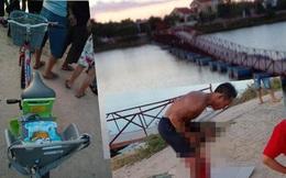 Tìm thấy thi thể người mẹ nằm cách vị trí con trai 2 tuổi đuối nước không xa