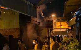 Bình Dương: Cháy lớn bùng phát giữa đêm, 3 người tử vong trong căn nhà bị thiêu trụi