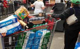 Các shop ở Mỹ lại bắt đầu hết giấy vệ sinh và nước