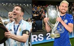 Đối thủ thừa nhận không có cửa cạnh tranh QBV với Messi