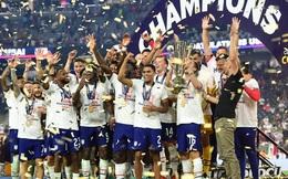 Bàn thắng ở hiệp phụ giúp Mỹ hạ gục Mexico, giành cúp Vàng CONCACAF