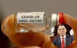 Vingroup chính thức ký độc quyền sản xuất vắc xin COVID-19 của Arcturus tại Việt Nam