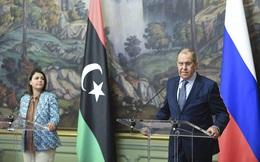 Libya kêu gọi Nga giúp thống nhất thể chế quân sự