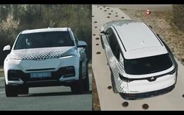 Chiếc xe giống VinFast Lux SA2.0 đến 90% bất ngờ xuất hiện trên đường thử - đối tác của VinFast tại Áo đang làm gì?