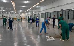 Trung tâm Hồi sức tích cực COVID-19 tại TP HCM lùi lịch tiếp nhận F0 do mưa lớn