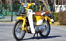 """""""Bản sao"""" Honda Cub giá 19 triệu, tiết kiệm xăng đáng nể, đi 100km """"ngốn"""" chừng 2 lít xăng"""