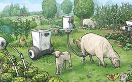 Robot nông nghiệp 4.0 sẽ tạo ra Vườn Địa Đàng hay địa ngục sinh thái?