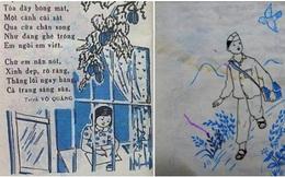 Ảnh: Những trang sách giáo khoa Tiếng Việt 30 năm trước, đọc 1 trang thôi là cả tuổi thơ ùa về
