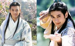 Lâm Chí Dĩnh khoe hậu trường Thiên Long Bát Bộ cực hiếm 18 năm trước, ảnh chất lượng thấp nhưng visual đỉnh cao ngút ngàn