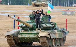 Tank Biathlon 2021: Uzbekistan - Đối thủ đầy duyên nợ của đội tuyển xe tăng Việt Nam