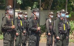Hàng nghìn cảnh sát lên đường chi viện cho các tỉnh chống dịch Covid-19