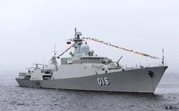 """Tàu Nga, Việt Nam và Trung Quốc ra khơi tham dự """"Cúp biển"""""""