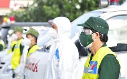 Cận cảnh đội hình xe cứu thương Bộ Quốc phòng điều động đến TP HCM tham gia chống dịch Covid-19
