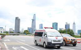 Đề xuất xe cứu thương tại TPHCM ngưng hú còi cả ngày lẫn đêm