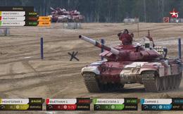 Army Games 2021: Đội tuyển xe tăng Việt Nam bắn hạ toàn bộ mục tiêu - Cơ hội mở ra vào Top 4