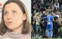 """Sếp thể thao Pháp: """"Các cầu thủ đánh trả khi bị CĐV tấn công là chuyện bình thường"""""""