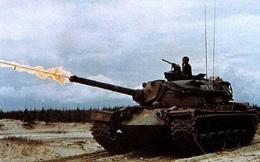 Bí ẩn loại xe tăng kỳ lạ nhất của Mỹ trên chiến trường Việt Nam: Có nòng mà không bắn đạn