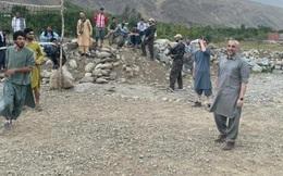 """Hình ảnh đầu tiên về """"Tổng thống lâm thời"""" Afghanistan ở thành trì kháng chiến chống Taliban"""
