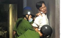 Khánh Hòa: Bị yêu cầu đi cách ly, F1 cầm dao định chém nhân viên truy vết
