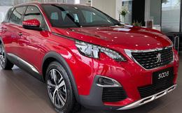 Chờ bản mới, Peugeot 5008 dọn kho giảm giá kỷ lục 155 triệu đồng tại đại lý: Còn dưới 1 tỷ đồng, ngang ngửa Honda CR-V