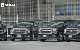 """Chi tiết kỳ lạ từ đoàn xe của Phó Tổng thống Harris ở Việt Nam: An ninh đến """"nghẹt thở""""!"""