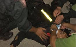Vụ 5 chiến sĩ công an bị thương khi bảo vệ xe chở thiết bị điện gió: Xác định một số người quá khích