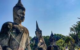 Di tích kỳ lạ của một 'phù thủy điêu khắc': Không có chánh điện thờ Phật, nhiều bức tượng khiến người xem lạnh gáy