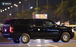 Hiểu xe trong phút mốt: Những điều ít biết về mẫu SUV Chevrolet Suburban hộ tống Phó Tổng thống Mỹ đến Việt Nam, một chi tiết giống VinFast President