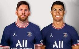 """NÓNG: Real Madrid tung ra """"đòn đánh 4 nghìn tỷ"""", Ronaldo có cơ hội sang PSG sát cánh Messi"""