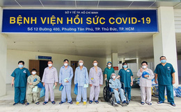 Thông tin mới nhất về số bệnh nhân F0 được xuất viện tại TP Hồ Chí Minh