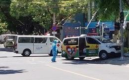 Hai xe cứu thương va chạm, bệnh nhân tử vong, nhân viên y tế bị thương nặng