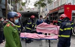 Vụ cháy 4 người chết ở Hải Phòng do người bố mua 15 lít xăng đổ vào phòng con gái châm lửa đốt