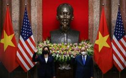 Phó Tổng thống Harris: Mỹ ủng hộ Việt Nam đảm nhận vai trò ngày càng quan trọng trong ASEAN và khu vực
