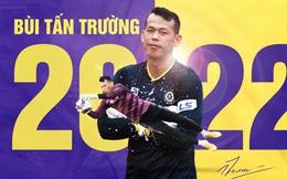 Tấn Trường gia hạn với Hà Nội FC, đội bóng đã hồi sinh sự nghiệp