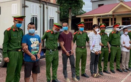 Vụ 5 cảnh sát bị thương: Bắt tạm giam 4 người