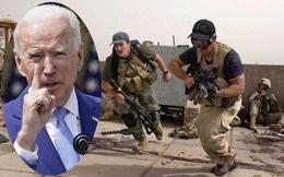 """Bị đả kích,""""trùm đánh thuê Mỹ"""" hé lộ chiến công giải thoát... ông Biden ở Afghanistan!"""