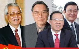Chủ tịch Ủy ban Nhân dân TPHCM qua các thời kỳ