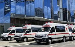 Tỷ phú Việt muốn tặng TP.HCM 30 xe cứu thương, 25 xe tiêm vắc xin, 500.000 bộ kit test Covid