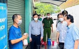 """Bí thư Thành ủy TP HCM: """"Không để hộ dân nào khó khăn, thiếu ăn, thiếu mặc do thực hiện giãn cách xã hội"""""""