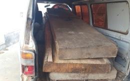 """Vụ """"Chủ tịch xã bắt gỗ lậu về biếu cán bộ"""": 80 lóng gỗ về vườn Phó chủ tịch huyện"""