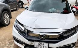 Người đàn ông lái ô tô tông trực diện khiến 4 người thương vong nghi do tranh chấp đất đai