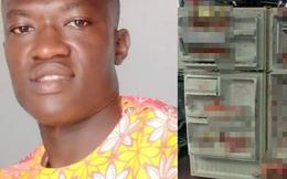 Tìm thấy hàng loạt bộ phận thi thể của nhiều người nhét trong tủ lạnh nhà cựu cầu thủ bóng đá, cảnh sát phát hiện tội ác man rợ gây chấn động