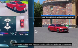 Nóng: VinAI công bố loạt công nghệ cho ô tô thông minh, dự kiến sẽ có mặt trên xe VinFast