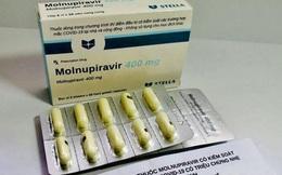 Quan trọng: Hướng dẫn sử dụng thuốc Molnupiravir dành cho F0 có triệu chứng nhẹ của Sở Y tế TP HCM