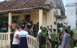 """Giám đốc Công an Nam Định trực tiếp chỉ đạo """"giải cứu"""" cô gái bị bố đẻ bắt làm """"con tin"""""""