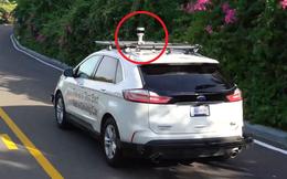 Giải mã thiết bị lạ 'cài cắm' trên nóc xe thử nghiệm tự lái của VinAI: iPhone cũng dùng công nghệ này!